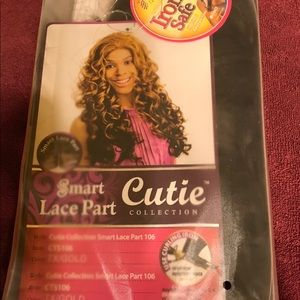 Cutie Collection synthetic wig